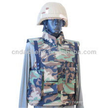 NIJ II NIJ IIIA ballistic vest bulletproof vests body armour DC2-4