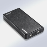 High Capacity Power Bank 12000mAh for iPhone and Samsung
