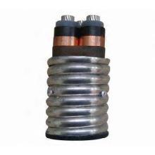 Câble en alliage d'aluminium pour convertisseur de fréquence et automatisation 0.6 / 1kv 1.8 / 3.3kv