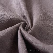 Ткань из ткани с замшевой замшей от производителя