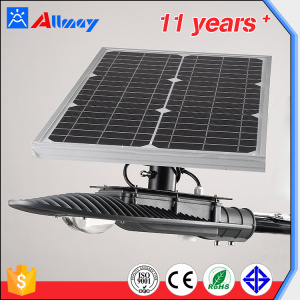 Sensor Gerakan Luaran Solar LED Street Light