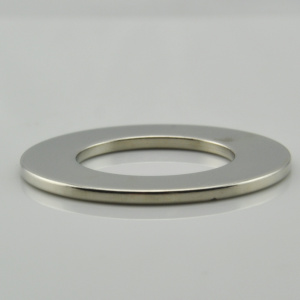High quality factory for Ring Magnet Rare earth ring strong permanent speaker magnet supply to Dominica Suppliers