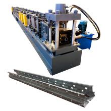 Supermaket Storage Rack Upright Shelf Frame Profile Roll Máquina formadora