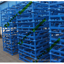 Double Layer Foldable Tyre Rack 1
