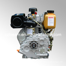 Air-Cooled Diesel Engine with Keyway Shaft Robin Color (HR170F)