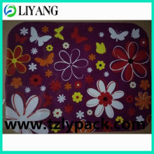 2015 New Design, Iml for Plastic Storage Box, Beautiful Flower