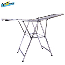 Wholesale Heavy Duty Stainless Steel Clothes Rack