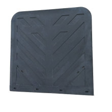 Factory made hot-sale for Heavy Duty Rubber Mud Flaps Rubber Mud Flaps For Truck export to Guyana Manufacturer