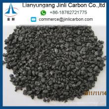 China kalzinierter Pechkoks S 0,2% Kohlenstoffzusatz der hohen Qualität