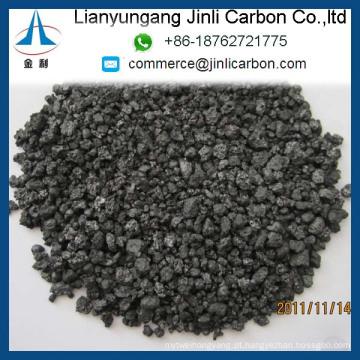 alta qualidade China coque de passo calcinado S 0,2% de carbono aditivo