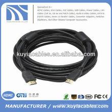 Cable HDMI 1.3 Gold 1080P Para PS3 HDTV