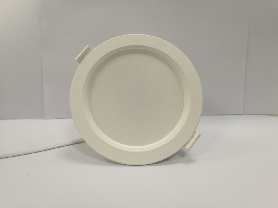 led downlight with microwave motion sensor