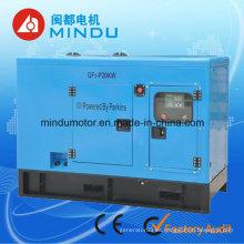Combustible menos 30kVA Yuchai Diesel Generator Set con ATS
