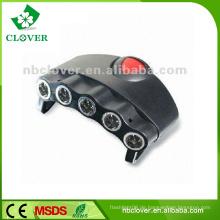 Rad Reifen Ventil Kappe Blitz LED Licht Solar Post Cap Licht 5 LED Kappe Licht