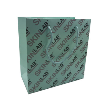 Custom design paper craft packaging bag