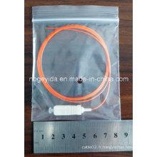 0,9 Sc Mm Fibre Optique Pigtail