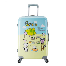 Le sac de voyage imprimé par bagage de beaux enfants de PC a placé 20 pouces 24 pouces 28 pouces