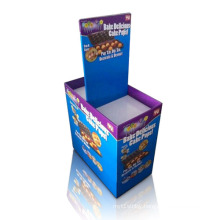 Store Cardboard Display for Food, Pop Advertising Display