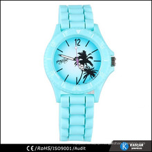 cheap silicone watch for youth, China watch supplier