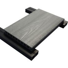 Высокая цена хорошее качество 3D тиснением WPC настил с ASTM