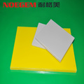 Engineering PP solid plastic sheet
