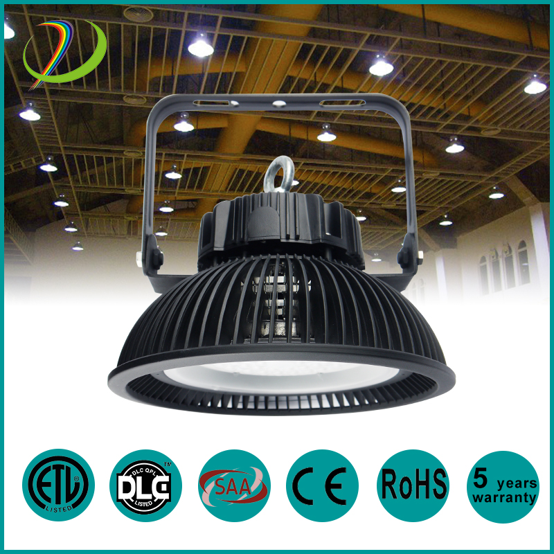 130lm/w ETL 100w LED High Bay Light