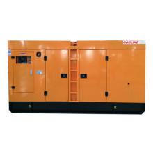 Ce, ISO Утвержденный бесшумный дизельный генератор Cummins 150кВА (6BTAA5.9-G12) (GDC150 * S)