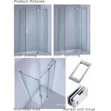 8mm / 10mm de espesor de vidrio de mercancías sanitarias / caja de ducha (Kw01)