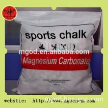 gym magnesium carbonate crush chalk 450g, gym / pole dancing