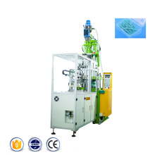 High Quality for Dental Floss Pick Rubber Injection Machine Automatic Dental Floss Pick Injection Molding Machine supply to France Factories