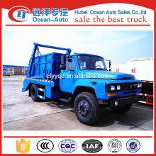 Dongfeng uso múltiplo 4x2 arm roll lixo caminhão