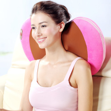 100% Original for Shiatsu Back Massagers Shiatsu neck and back massage pillow with heat export to China Macau Wholesale