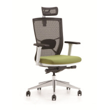Mesh ergonomic office chair with lumbar support