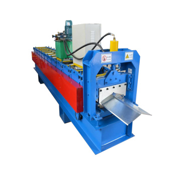 Online Exporter for Valley Ridge Cap Roll Forming Machine Metal Roof Ridge Cap Roll Forming Machine export to Ecuador Importers