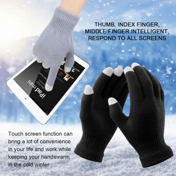 Digitek Touchscreen Handschuhe Knit Women