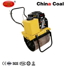 Mini Walk Behind Single Drum Hydraulic Vibratory Road Roller Compactor
