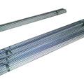 Rodas roscadas de haste / rosca de aço inoxidável DIN975 / Fcatory roscado