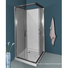 Ванная комната Площадь Простая душевая комната с спинкой (A03003)