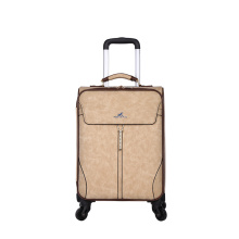 Wholesale PU aéroport trolley bagages valise