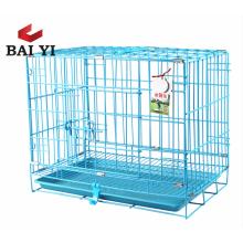 Cages d'animal familier enduit de PVC pour le chiot