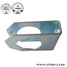 Nickelé en tôle métallisée en acier inoxydable