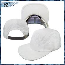 Reine Farbe 100% Polyester benutzerdefinierte 5 Panel Hüte