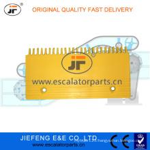 L47312017A&B JFHyundai Escalator Plastic Comb Plate Left 25 Teeth Escalator Comb Plate