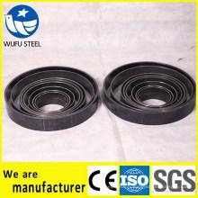 Tuyau en acier rond de 42,2 mm avec épaisseur 1.65-9.70mm