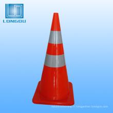6 pouces salut viz bande réfléchissante pour cône de signalisation