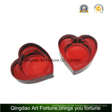 Heart Shape Tealight Candle Holder Supplier