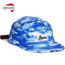 Облако 5 панелей Hat Верховный Snapback Cap Новый