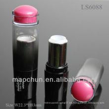 LS6088 tubo de lápiz labial vacío fabricante