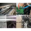 Máquina de gaze médica de alta velocidade e serviço pesado / tear a jato de ar de gaze / tear a jato de ar para gaze médica