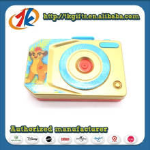 Novidade Kids Mini Camera Shape Water Shooting Toy